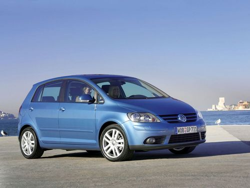 Volkswagen Golf Plus Od 2005 do 2008