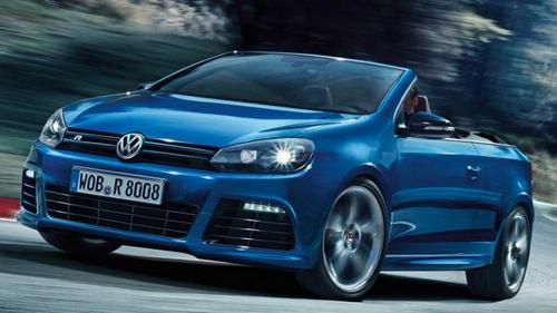 Volkswagen Golf R Kabriolet Od 2013 do dziś