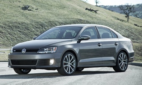 Volkswagen Jetta Sedan Od 2011 do dziś