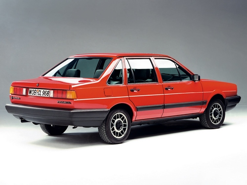 Volkswagen Passat Sedan Od 1985 do 1988