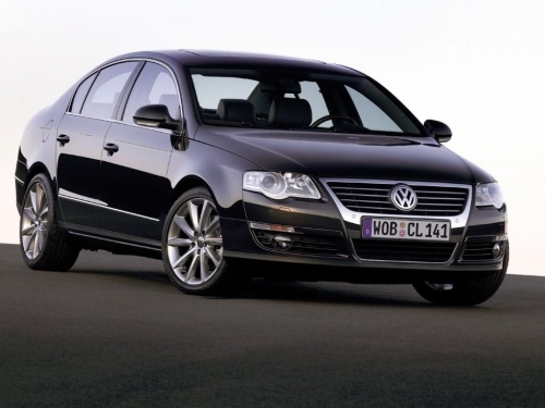 Volkswagen Passat Sedan Od 2005 do 2010