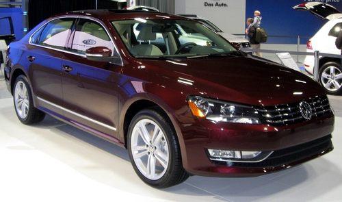 Volkswagen Passat Sedan Od 2011 do dziś