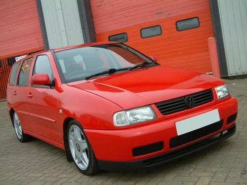 Volkswagen Polo Uniwersal Od 1998 do 2000