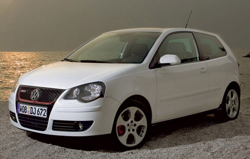 Volkswagen Polo GTI Od 2006 do 2009