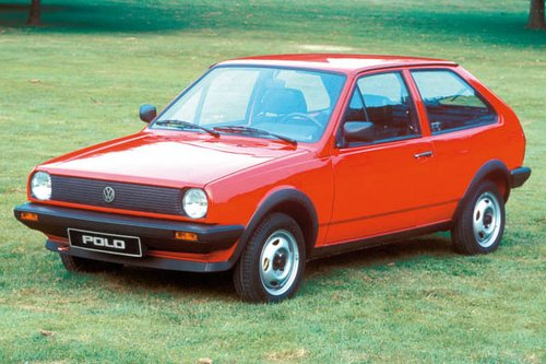 Volkswagen Polo Hatchback Od 1981 do 1994