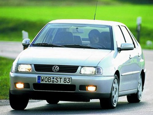 Volkswagen Polo Sedan Od 2000 do 2002