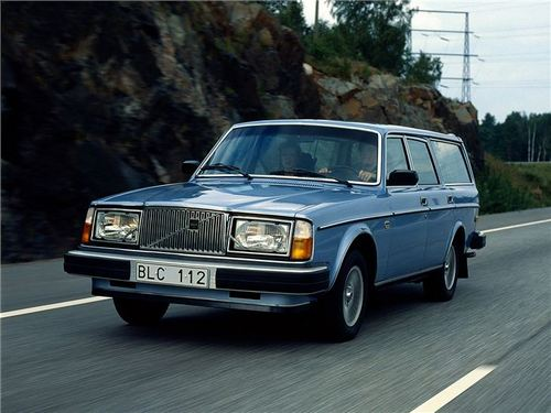 Volvo 260 Series Uniwersal Od 1982 do 1985