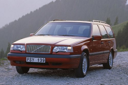 Volvo 850 Uniwersal Od 1993 do 1997
