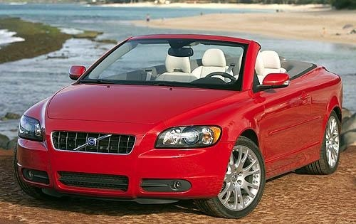 Volvo C70 Coupé Kabriolet Od 2006 do dziś