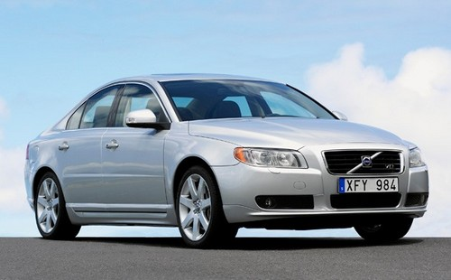 Volvo S80 Sedan Od 2006 do dziś