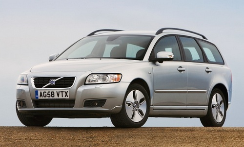 Volvo V50 Uniwersal Od 2004 do 2012