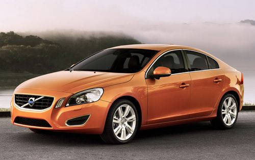 Volvo V60 Coupé Od 2010 do dziś