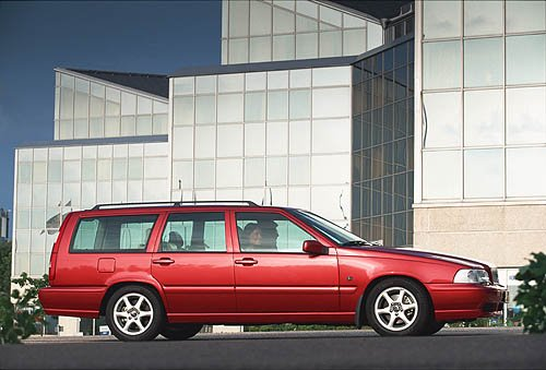 Volvo V70 Uniwersal Od 1996 do 2001